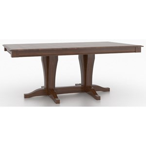 Customizable Rectangular Dining Table