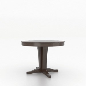 Customizable Round Counter Table
