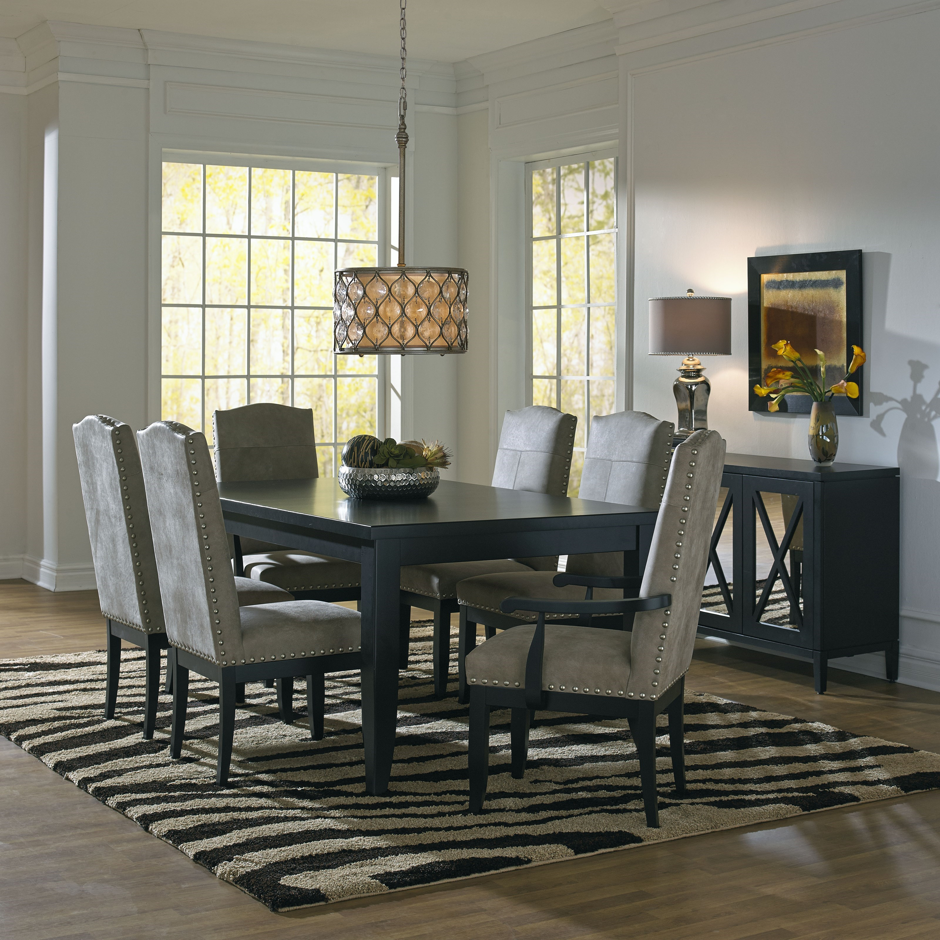 Custom Dining Dining Room Group by Canadel at Dinette Depot