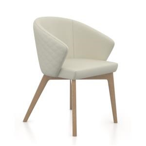 Pecan Washed Chair