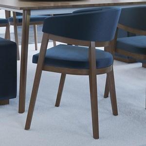 Customizable Dining Arm Chair