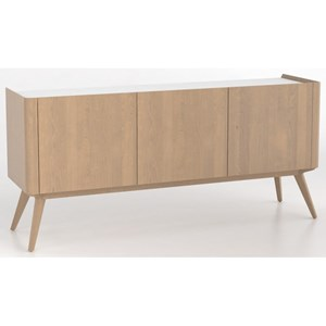 Customizable Contemporary Buffet