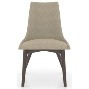 Contemporary Customizable Side Chair
