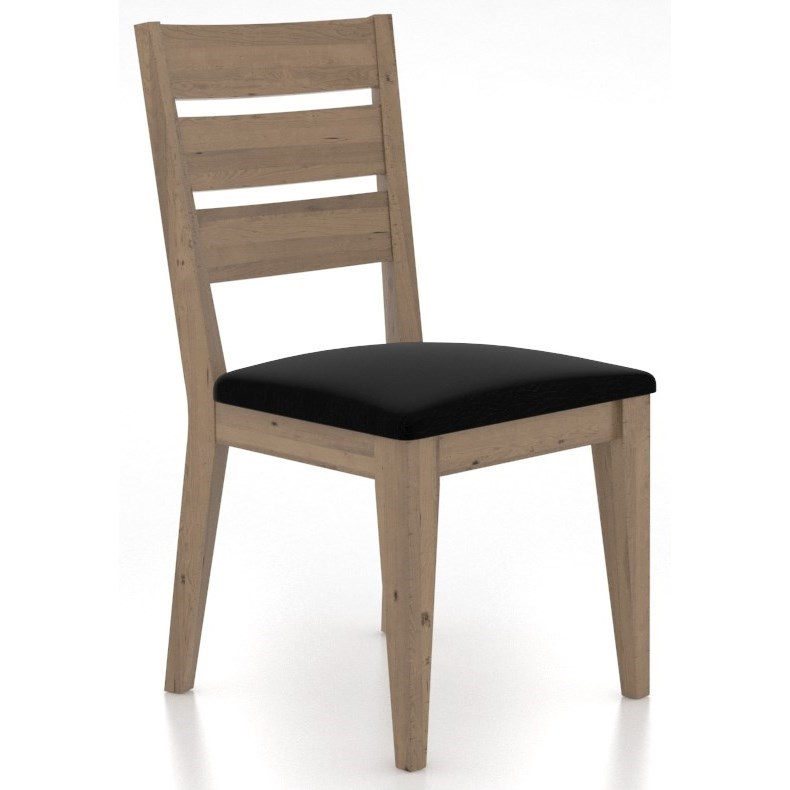 East Side Customizable Dining Chair by Canadel at Steger's Furniture