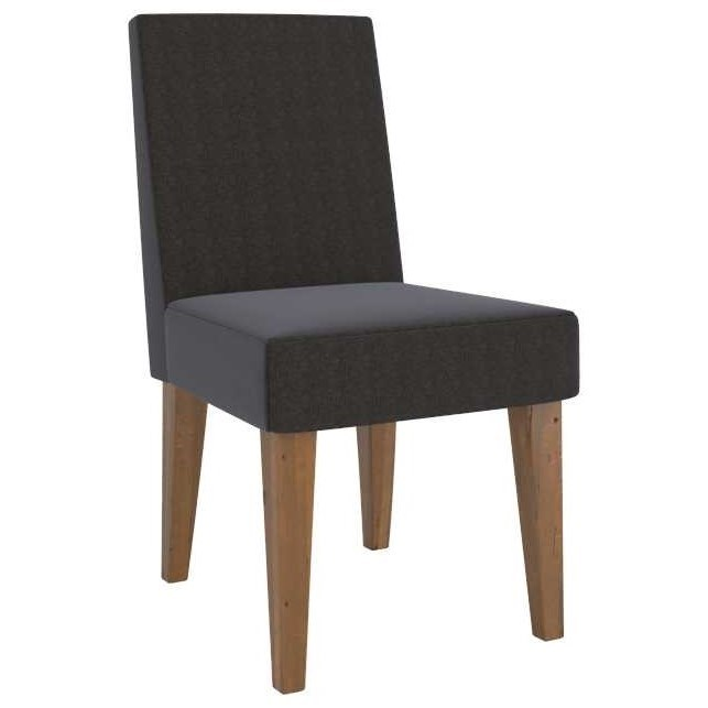 East Side Customizable Dining Side Chair by Canadel at Williams & Kay