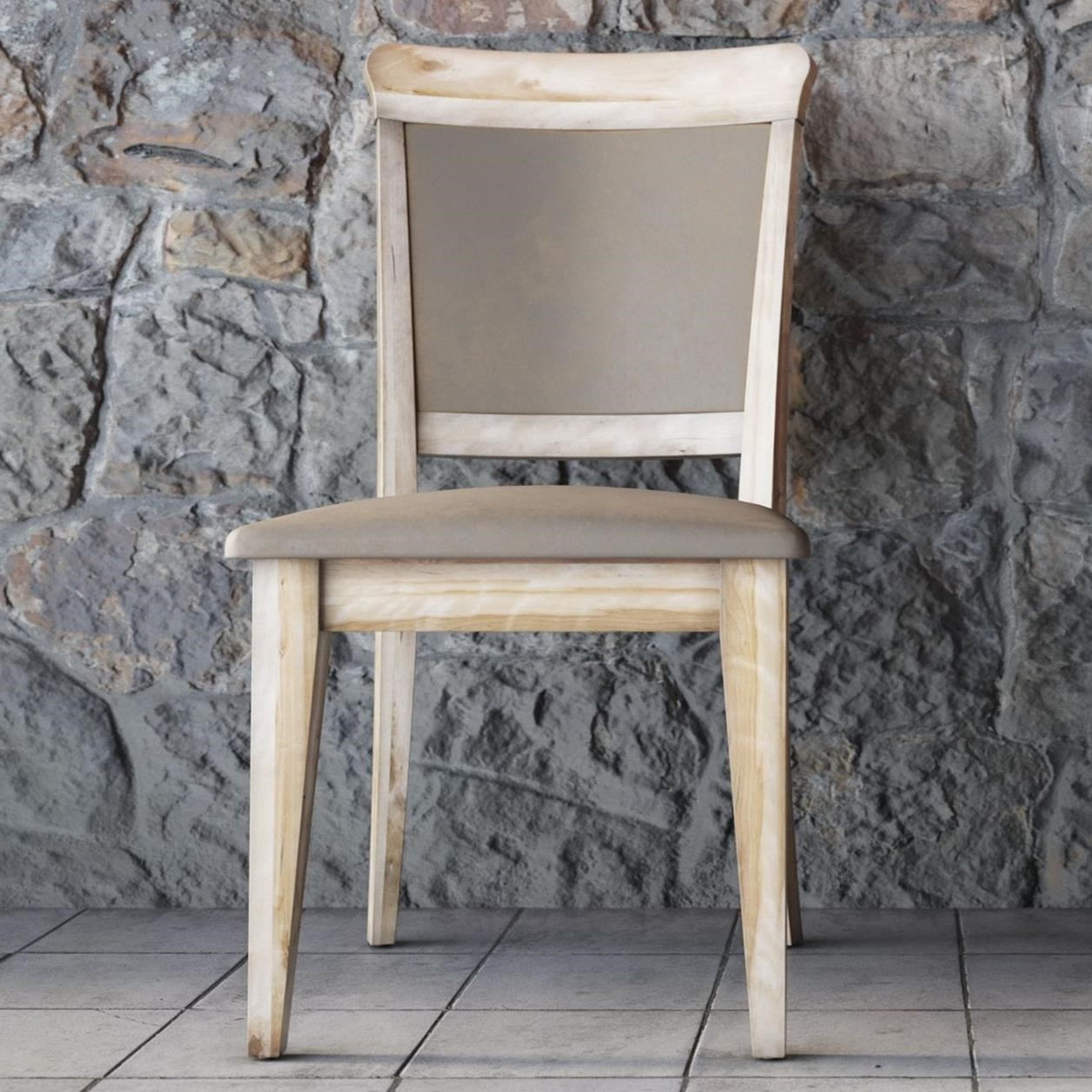 East Side Customizable Dining Chair by Canadel at Dinette Depot