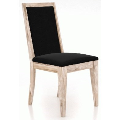 East Side Customizable Dining Chair by Canadel at Jordan's Home Furnishings