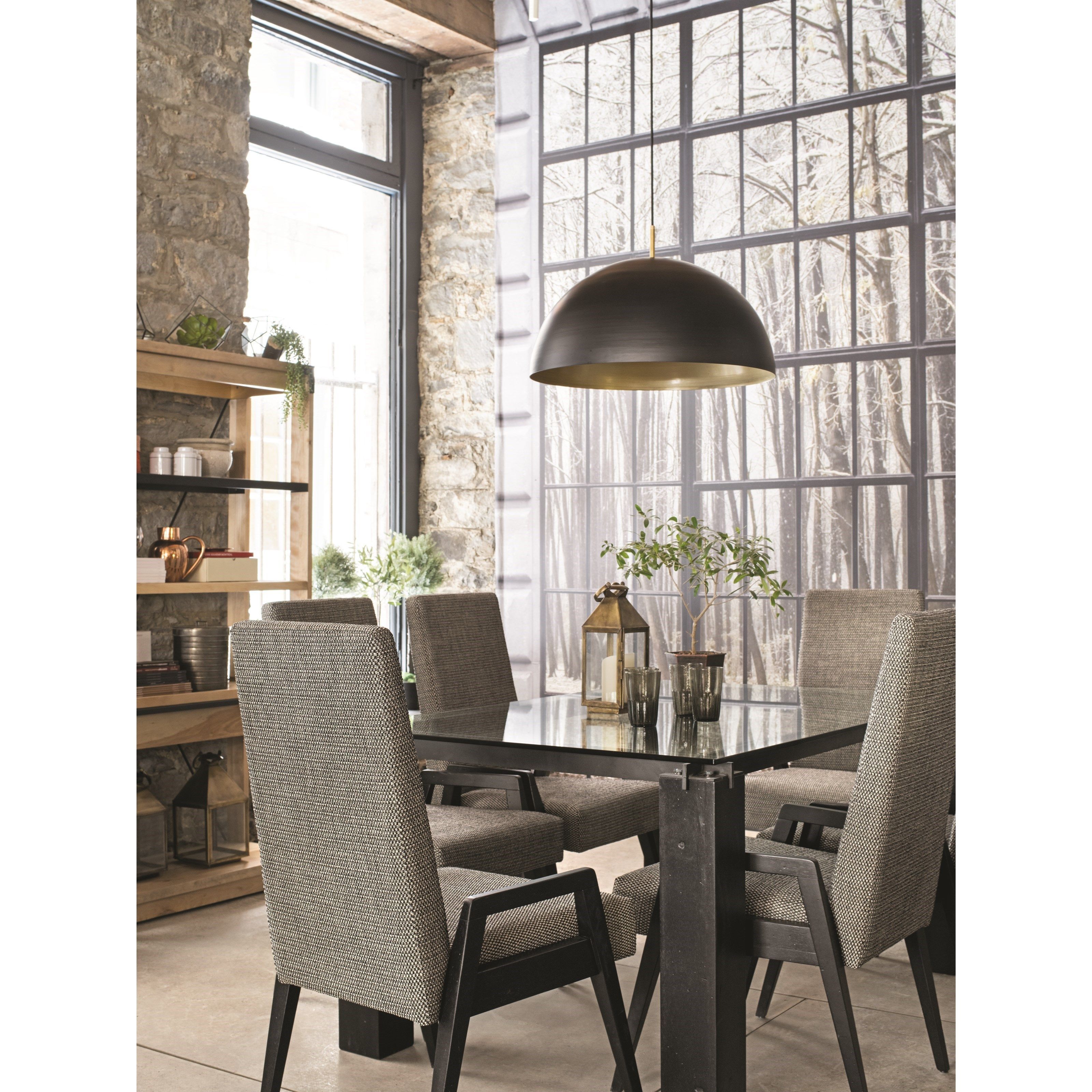 East Side Formal Dining Room Group by Canadel at Belfort Furniture