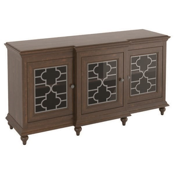 Farmhouse Customizable Buffet by Canadel at Steger's Furniture