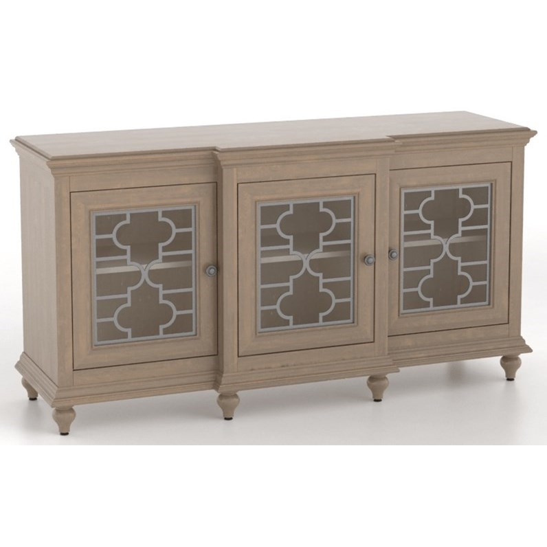 Farmhouse Customizable Buffet by Canadel at Dinette Depot