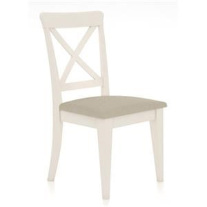 Gourmet X-Back Side Chair