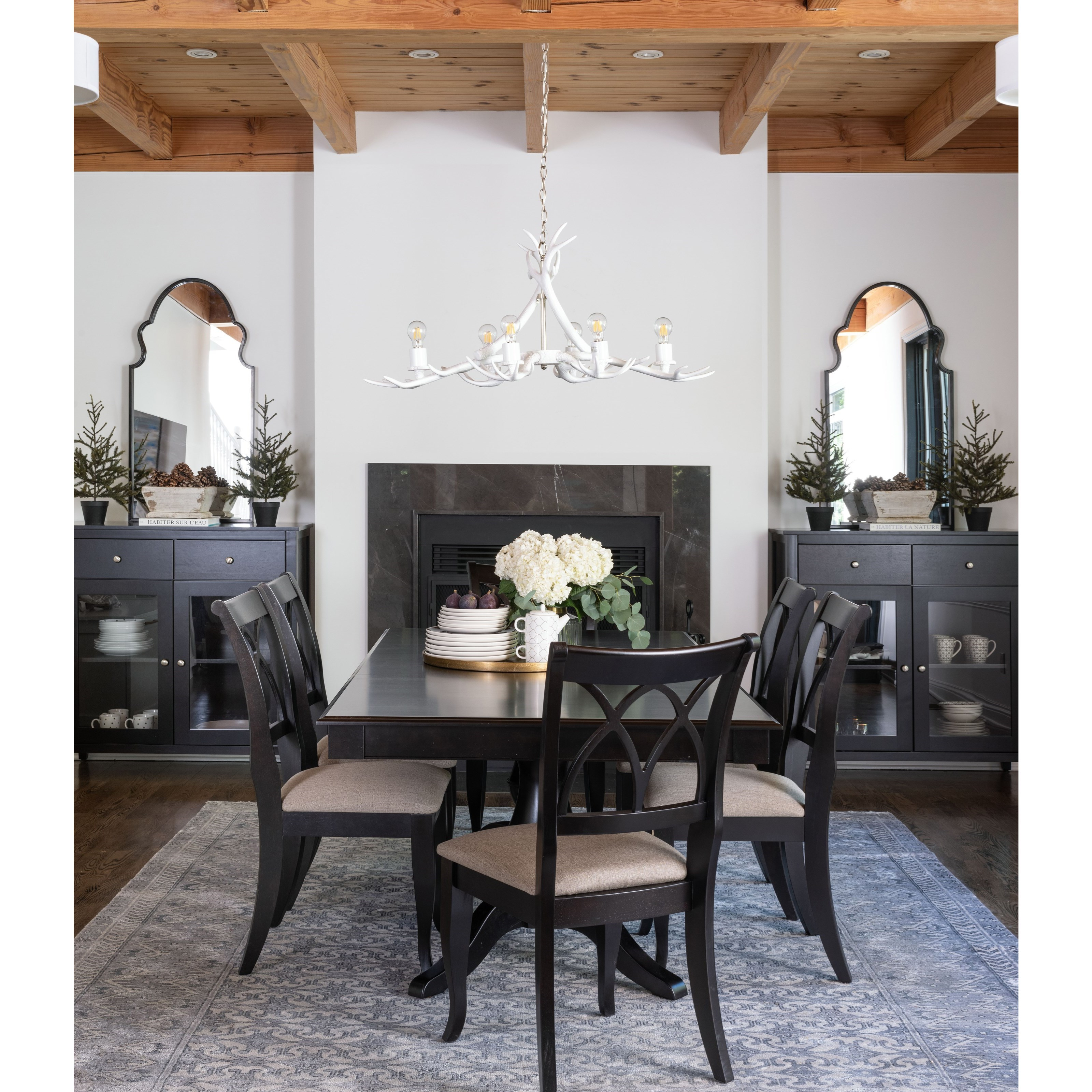 Gourmet - Custom Dining Dining Room Group by Canadel at Dinette Depot