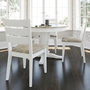 Customizable Round Table Set