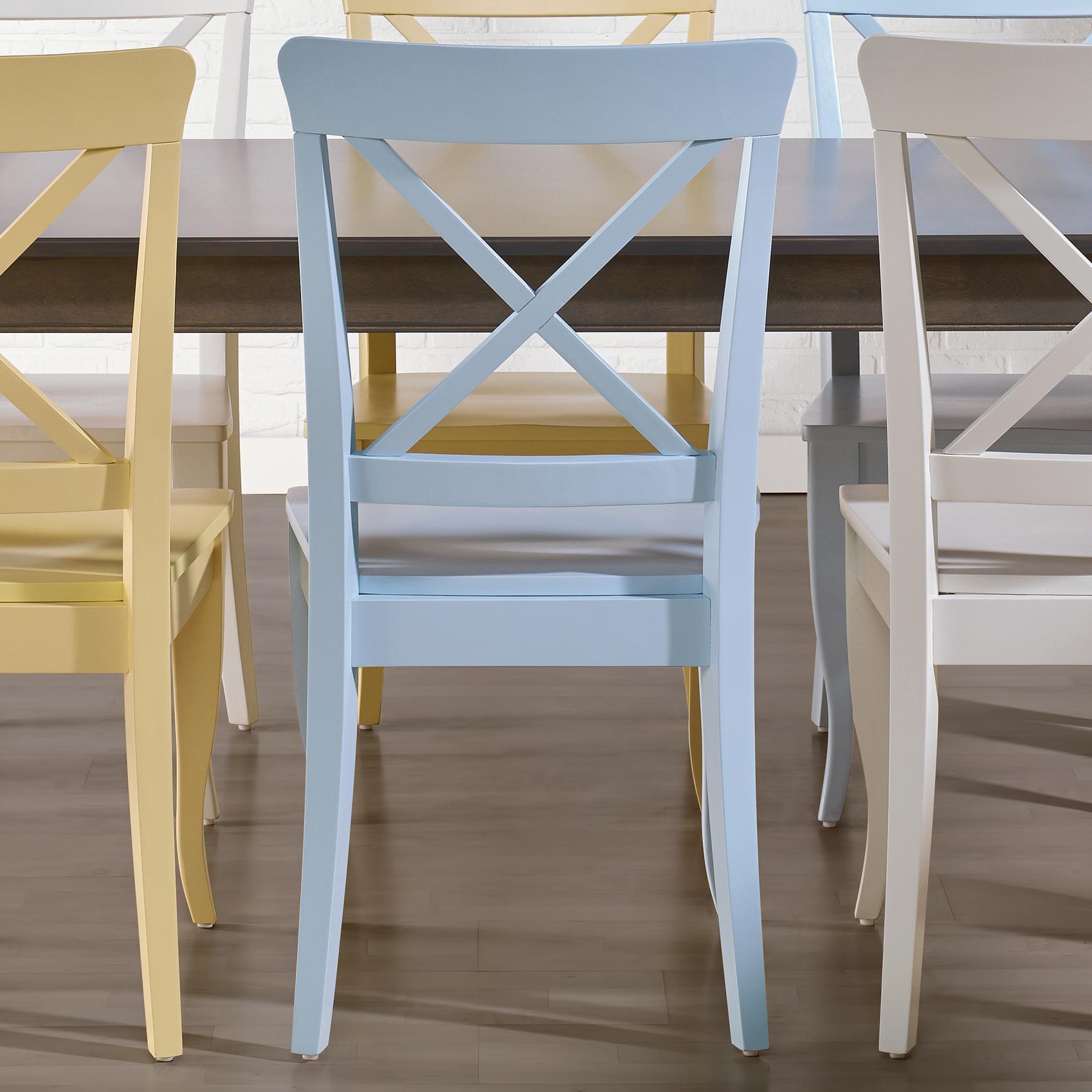 Gourmet - Custom Dining <b>Customizable</b> Side Chair by Canadel at Jordan's Home Furnishings