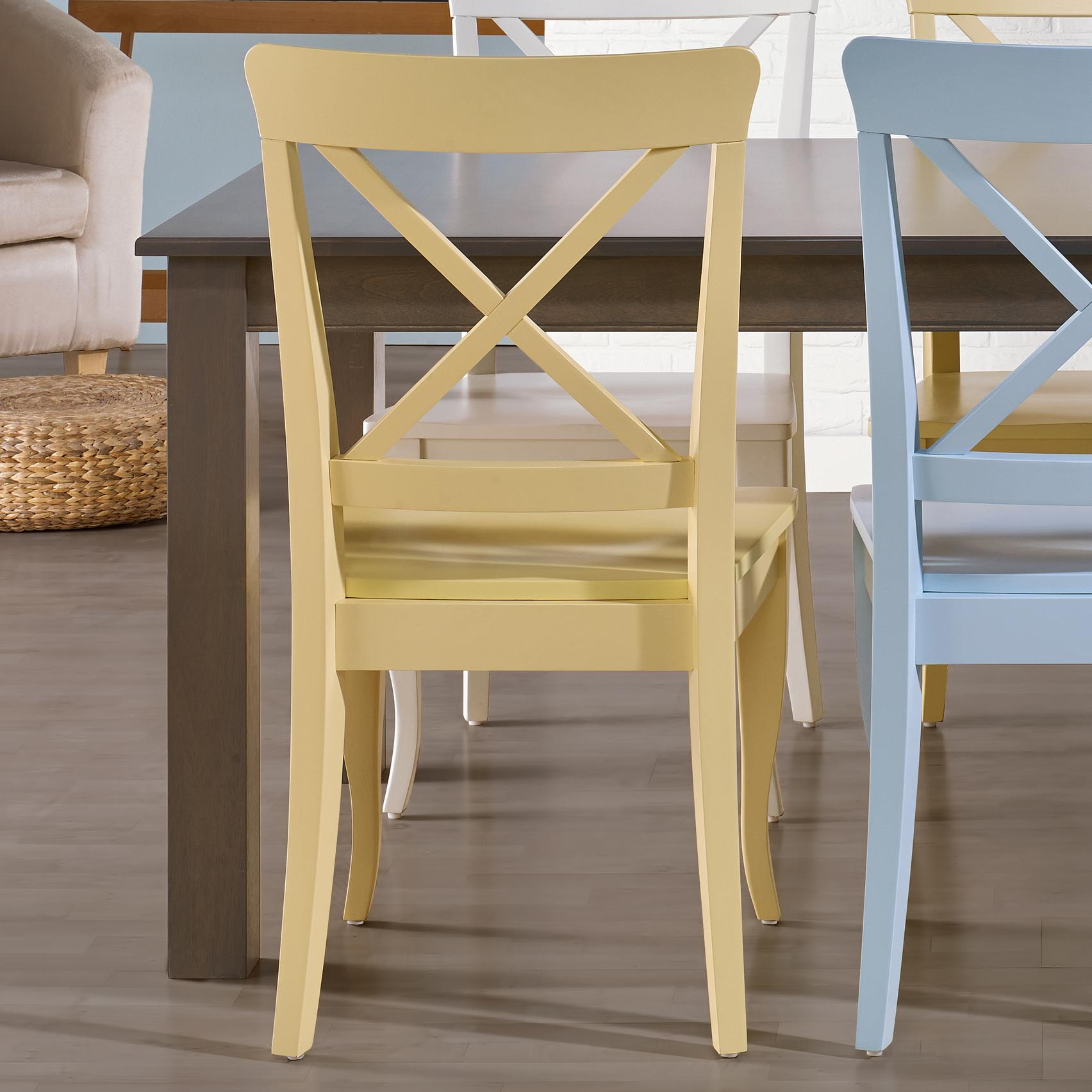 Gourmet - Custom Dining <b>Customizable</b> Side Chair by Canadel at Dinette Depot