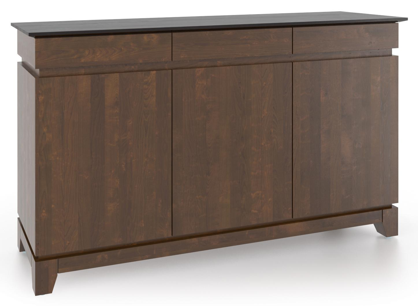 Gourmet <b>Customizable</b> Credenza by Canadel at Dinette Depot