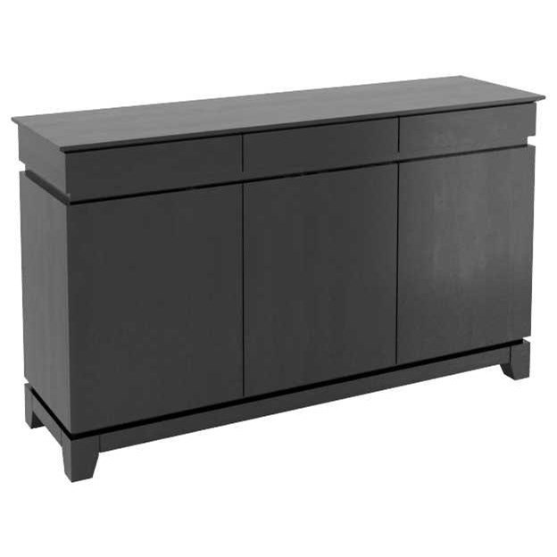 Gourmet Customizable Credenza by Canadel at Dinette Depot