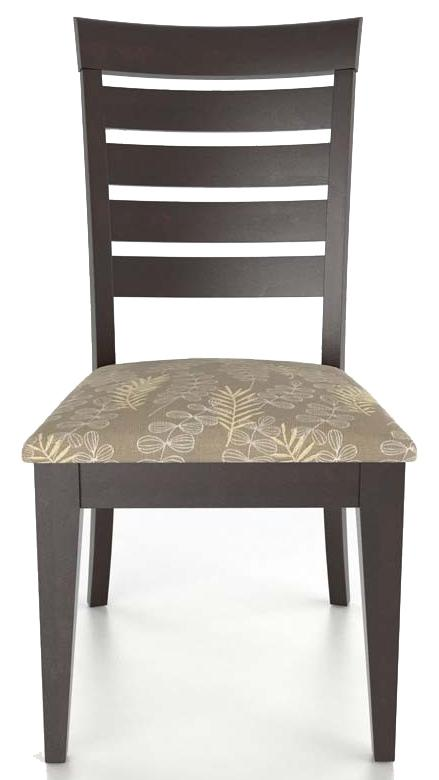 Gourmet <b>Customizable</b> Side Chair by Canadel at Dinette Depot