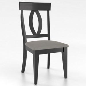 Customizable Petite Side Chair