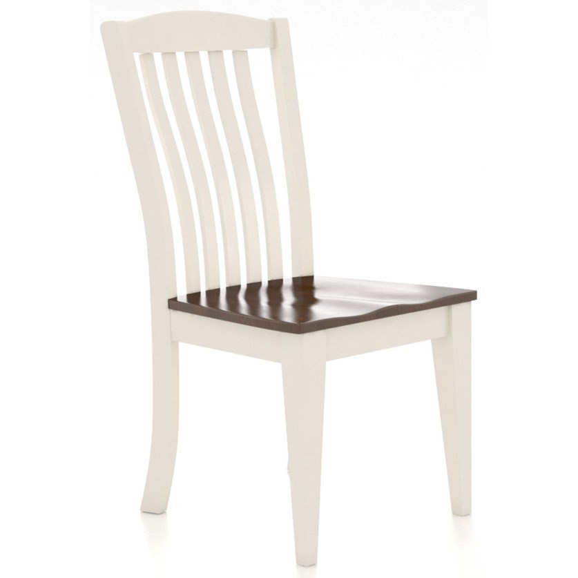 Gourmet Customizable Side Chair by Canadel at Williams & Kay