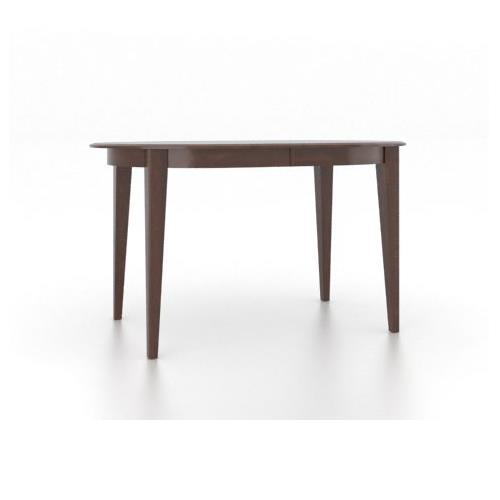 Gourmet <b>Customizable</b> Oval Counter Table by Canadel at Sprintz Furniture