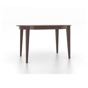 <b>Customizable</b> Oval Counter Table
