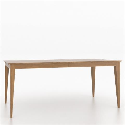 Wood Top Counter Height Dining Table