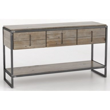 Loft - Custom Dining Customizable Buffet by Canadel at Dinette Depot