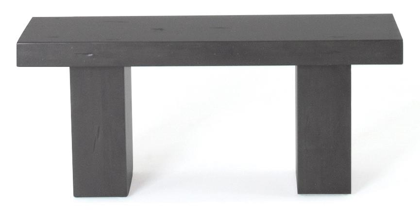 Loft - Custom Dining Customizable Bench by Canadel at Dinette Depot