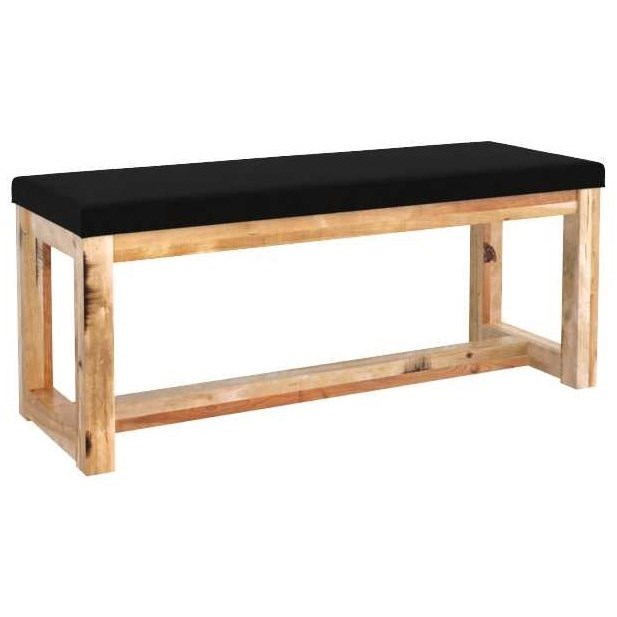 Loft Customizable Bench by Canadel at Saugerties Furniture Mart