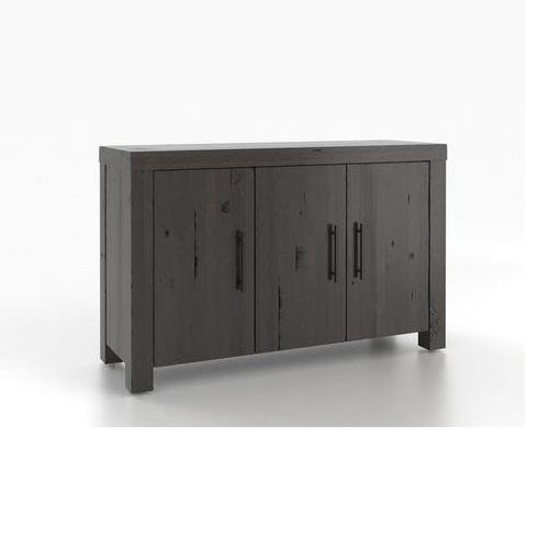 Loft <b>Customizable</b> Buffet by Canadel at Suburban Furniture