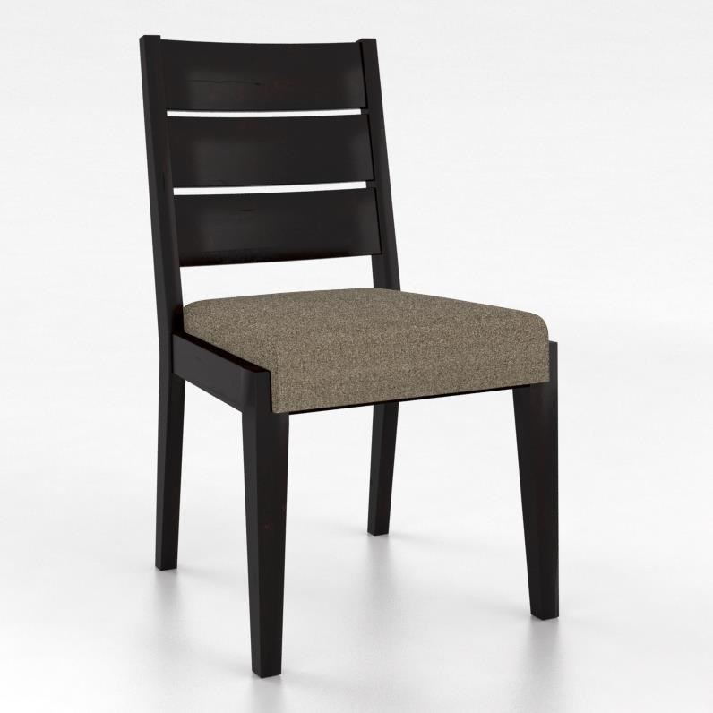 Loft Customizable Side Chair by Canadel at Dinette Depot