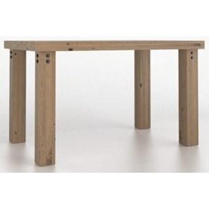 Customizable Rectangular Counter Table
