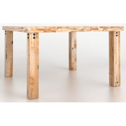 Loft Customizable Square Counter Table by Canadel at Dinette Depot