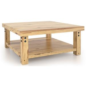 Canadel Loft - Living <b>Customizable</b> Square Coffee Table