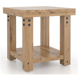 <b>Customizable</b> Square End Table