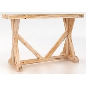 Customizable Sofa Table