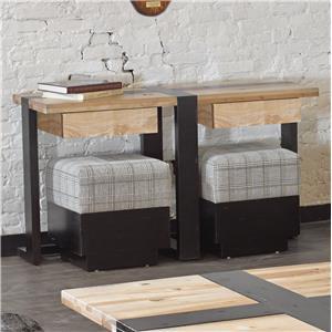 Canadel Loft - Living <b>Customizable</b> Sofa Table