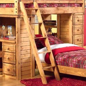 Canyon Arbor Creek Bunk Bed Ladder