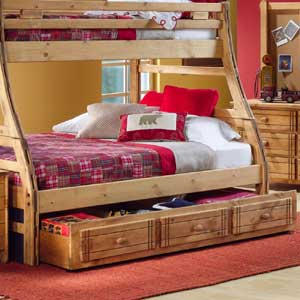 Canyon Arbor Creek Under Bed Trundle
