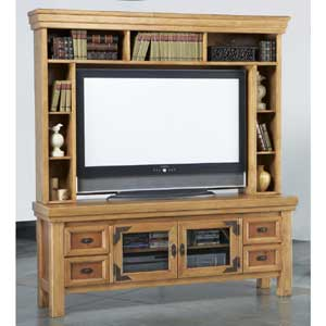Canyon Rustic Plasma TV Cabinet