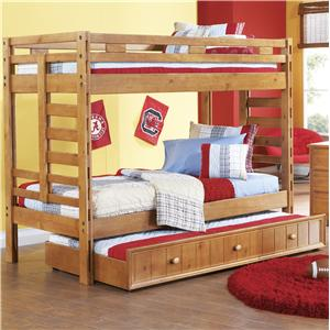 Canyon Creekside Bunk Bed