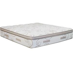 Queen Firm Pillow Top Mattress and Adjustable Base