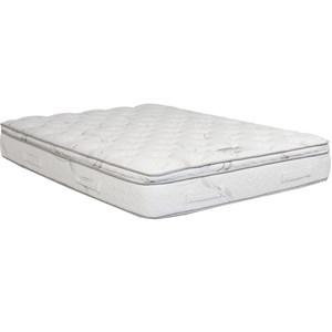 Full Gel Memory Foam Pillow Top Mattress