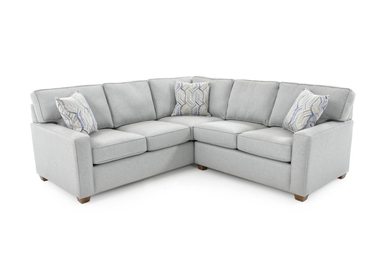 145 2 Pc Corner Sectional Sofa by Capris Furniture at Baer's Furniture