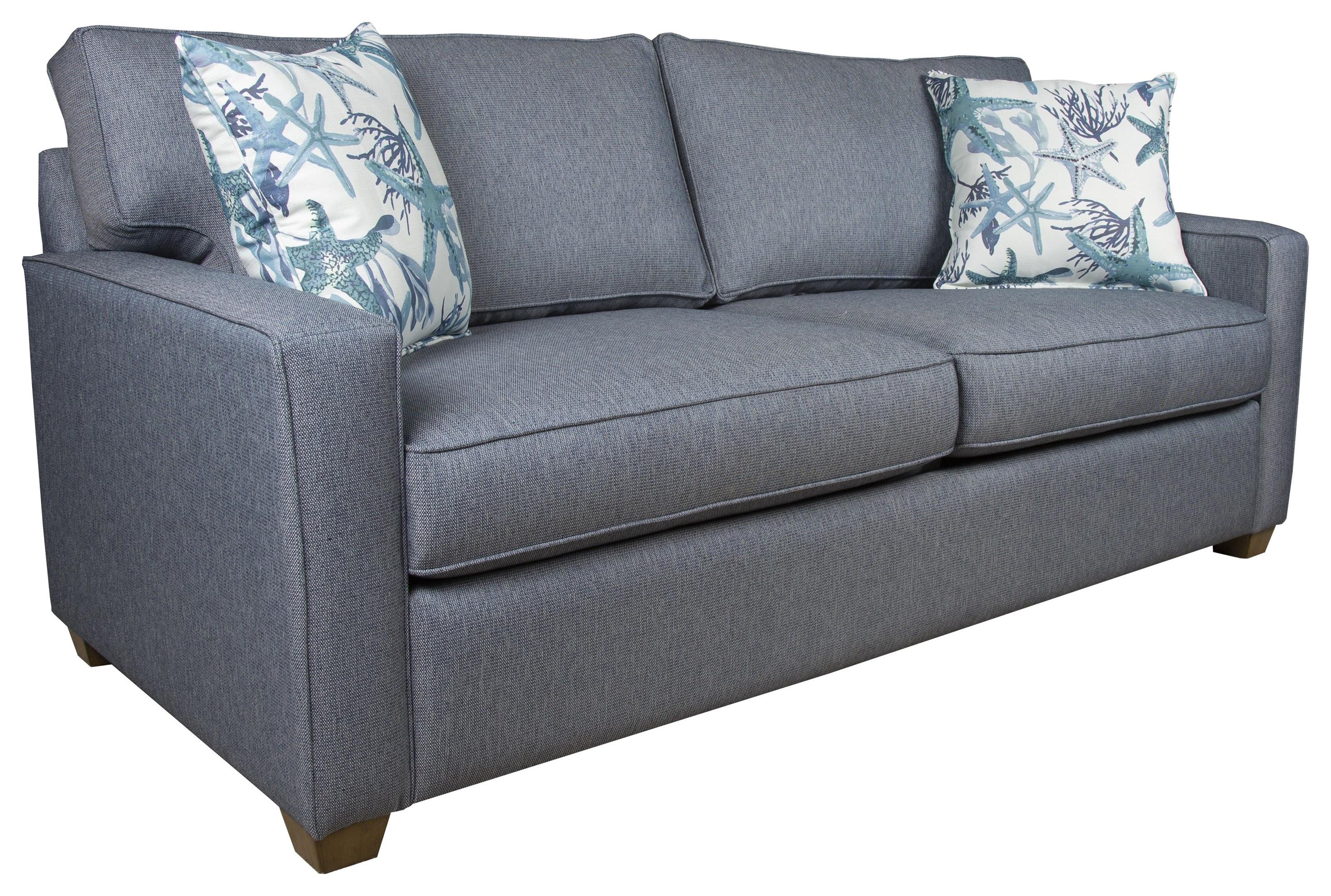 146 Sleeper Sofa by Capris Furniture at Baer's Furniture