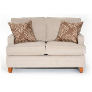 Contemporary Loveseat