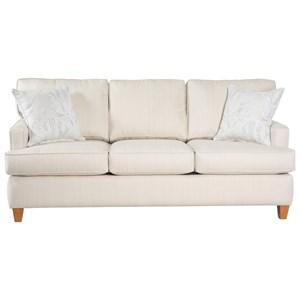 Contemporary Small-Scale Sofa