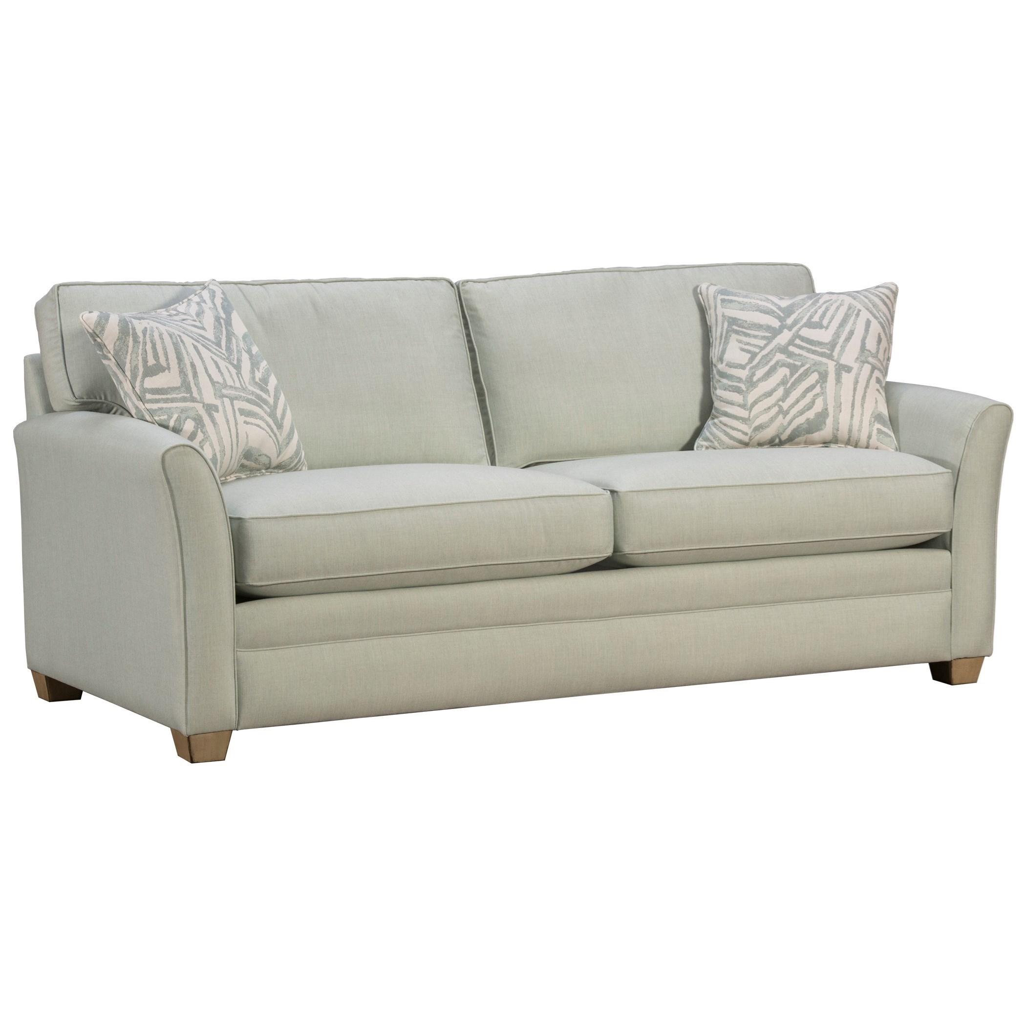 202 Sleeper Sofa by Capris Furniture at Esprit Decor Home Furnishings