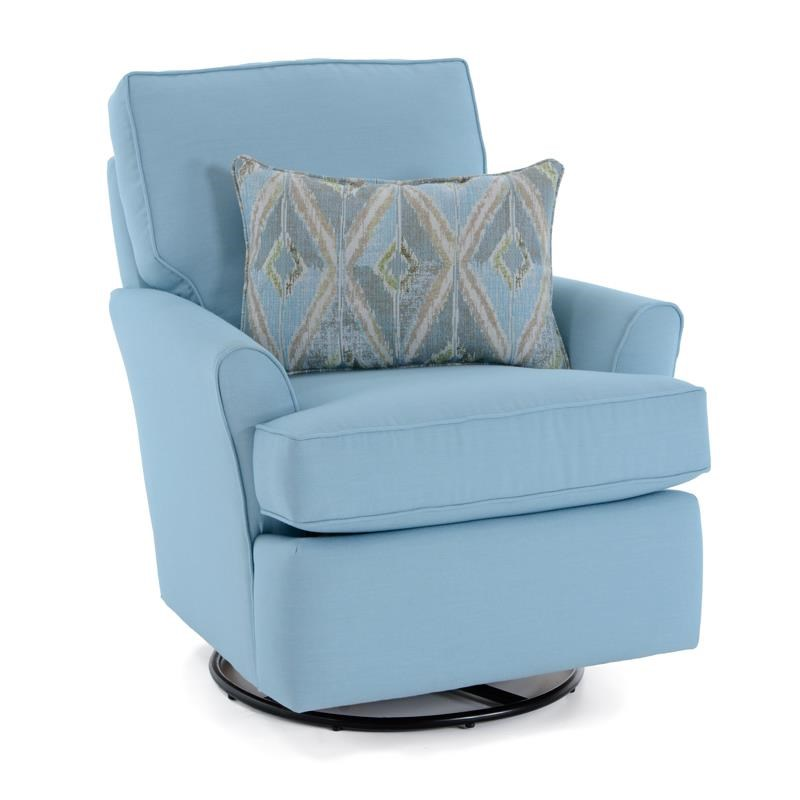 223SG Swivel Glider Chair by Capris Furniture at Baer's Furniture